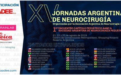 XV Jornadas de Neurología